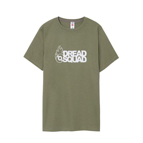 t-shirt – zielony 750